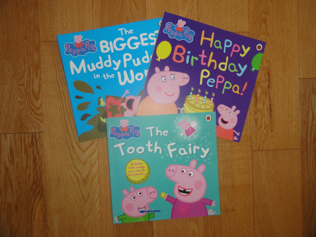 peppa pig book collection janines  world