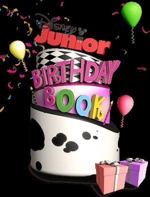 disney junior birthday janine s little world