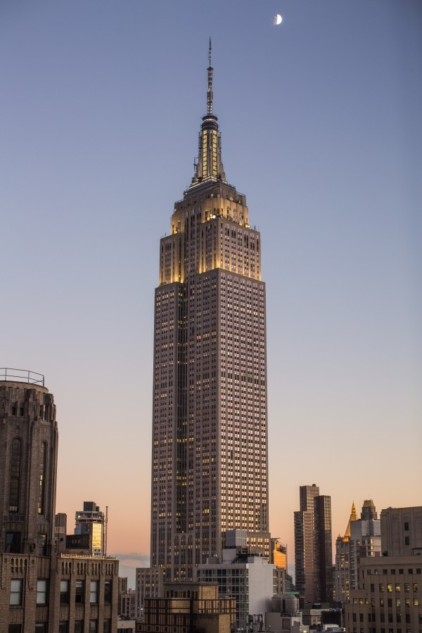 New York Empire State Building Top 11 Sights to Visit...