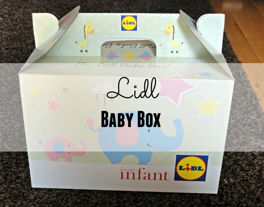 The Lidl Baby Box Janine S Little World