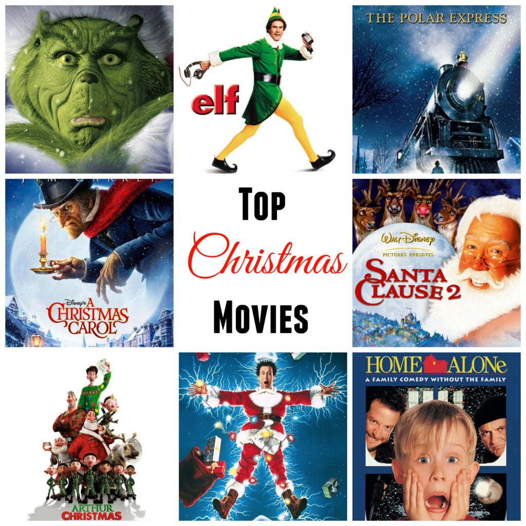 Top Christmas Movies For The Whole Family Janine 39 S