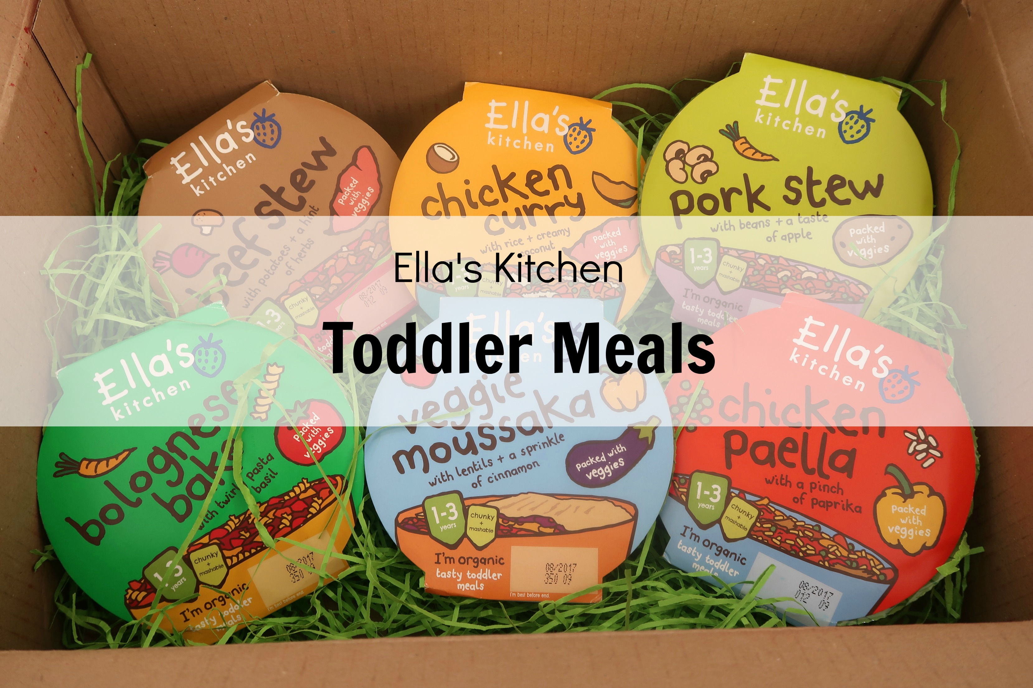 Ella S Kitchen Toddler Meals